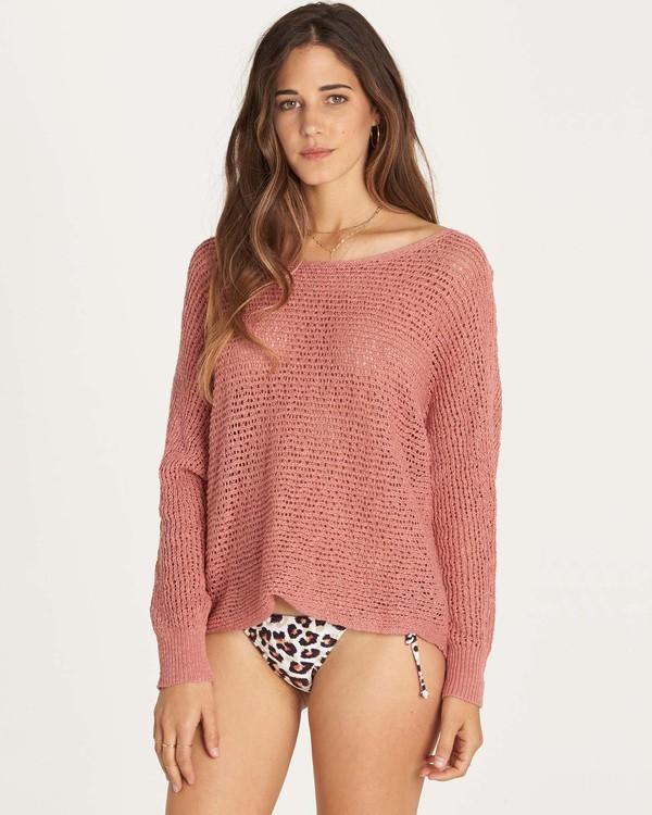 0 Dance With Me Sweater  JV01JDAN Billabong
