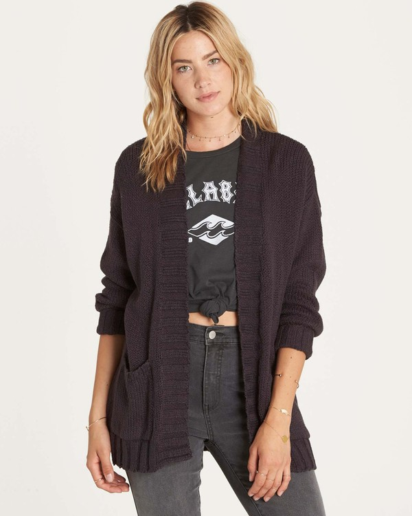 0 Luna Day Cardi Sweater  JV05LLUN Billabong