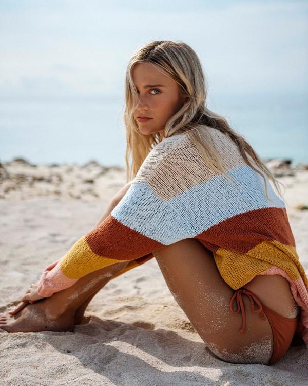 0 Lost Paradise Sweater Grey JV061BLO Billabong