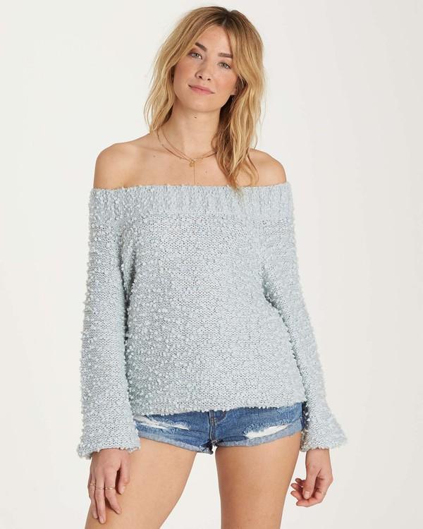 0 Furget Me Not Sweater  JV07MFUR Billabong