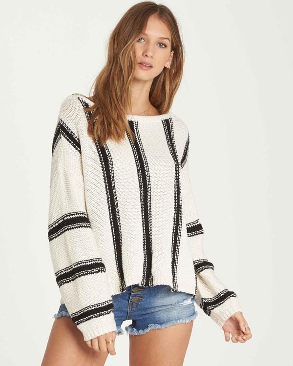 0 Calm Seas Sweater  JV07QBCA Billabong