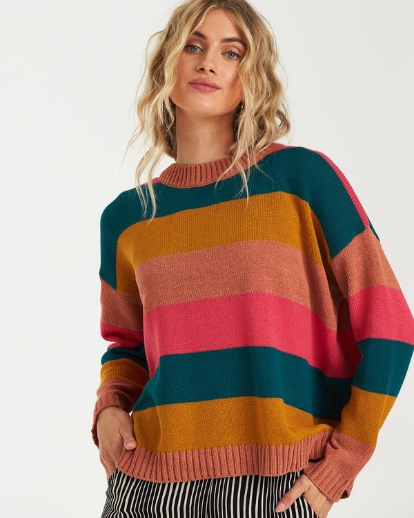 0 Bold Moves Sweater Black JV14VBBO Billabong