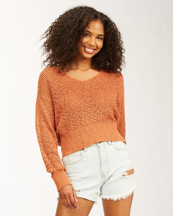 0 Feel The Breeze Sweater Multicolor JV193BFE Billabong