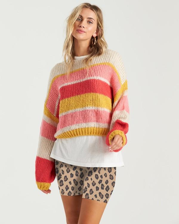 0 Soft Wind Sweater Multicolor JV223BSO Billabong