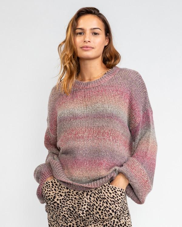 0 Day Dream Sweater Grey JV633BDA Billabong