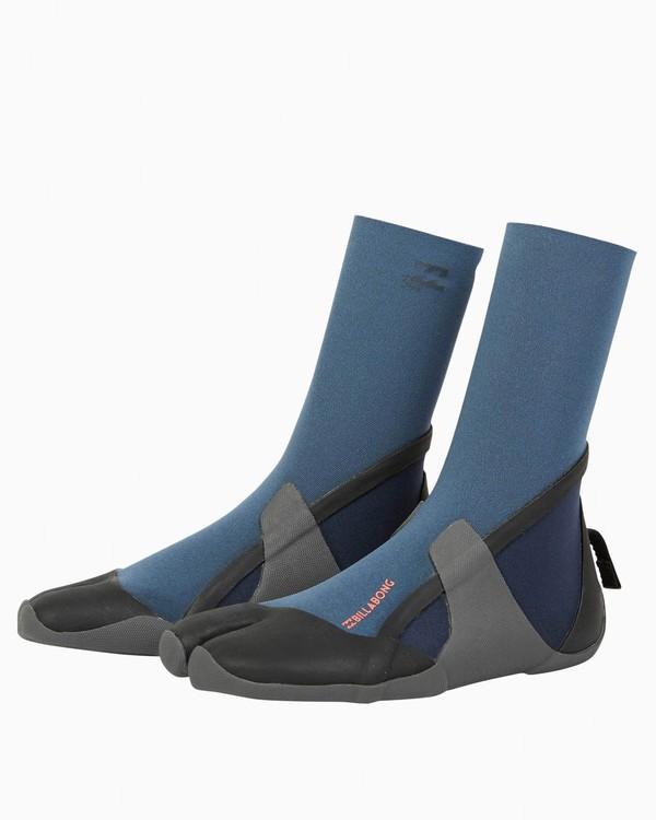 0 5mm Furnace Synergy Wetsuit Boot Grey JWBOQBS5 Billabong