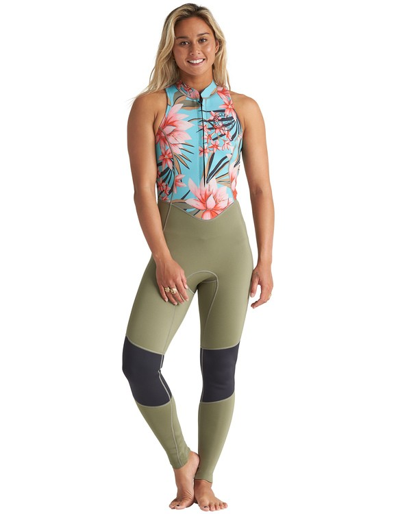 0 2mm Salty Jane Sleeveless Wetsuit  JWFU1BSJ Billabong