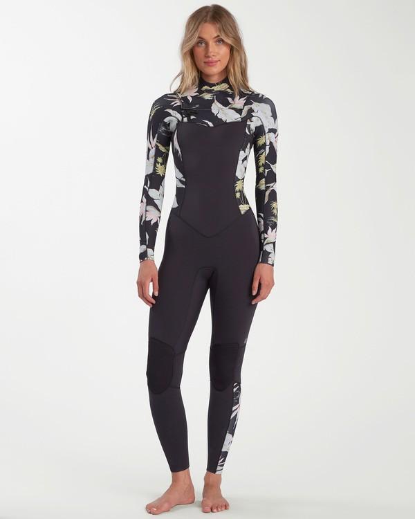 0 3/2 Salty Dayz Wetsuit Black JWFU3BS3 Billabong