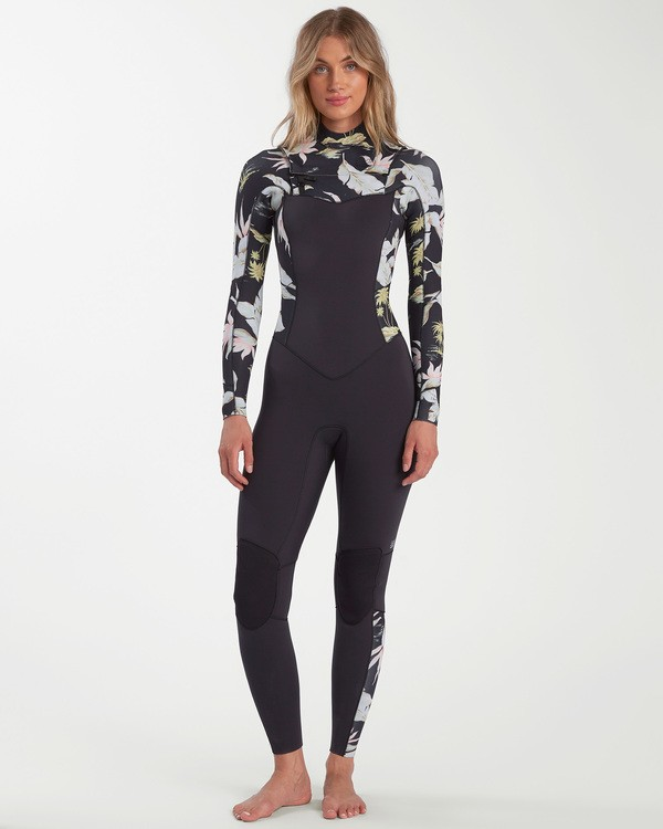 0 4/3 Salty Dayz Wetsuit Black JWFU3BS4 Billabong