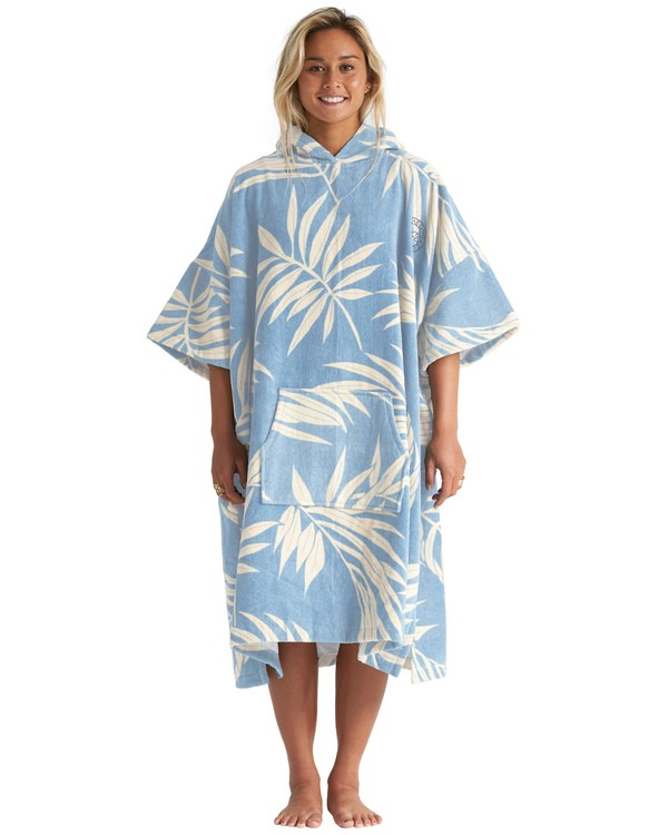 0 Womans Hooded Towel  JWTW1BHT Billabong