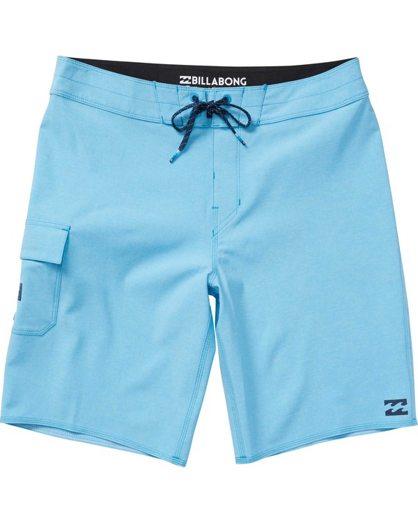 0 Boys' (2-7) All Day X Boardshorts Blue K124NBAL Billabong