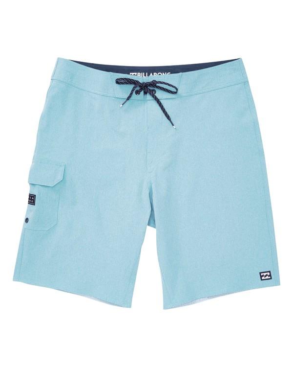 0 Boys' (2-7) All Day Pro Boardshorts Green K135TBAD Billabong