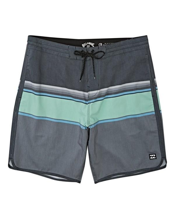 0 Boys' (2-7) 73 Spinner Lo Tides Boardshorts Multicolor K1442BSL Billabong