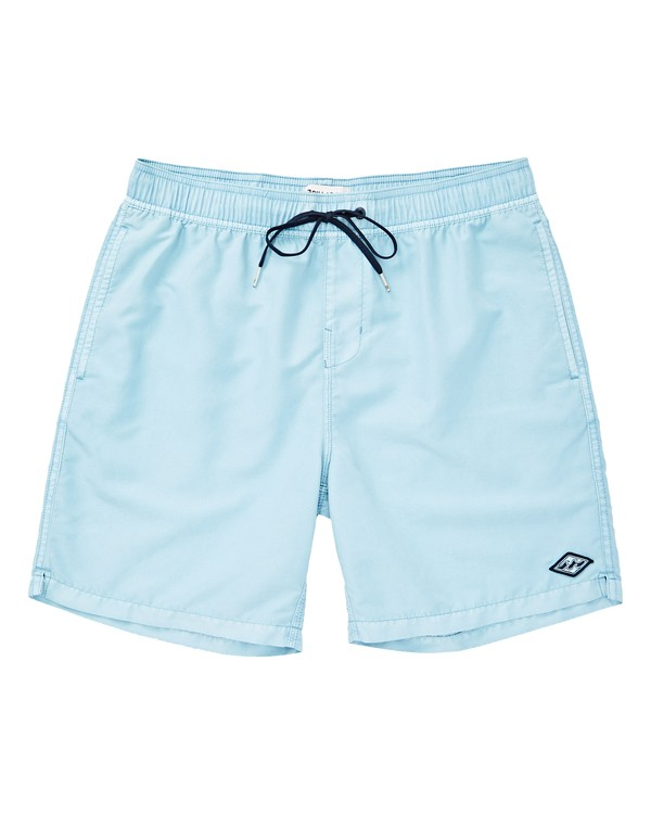 0 Boys' (2-7) All Day Layback Boardshorts Blue K182VBAD Billabong