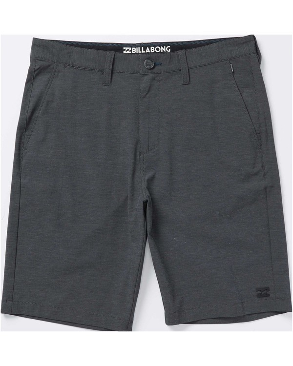 0 Boys' (2-7) Crossfire X Submersible Shorts Black K201TBCX Billabong