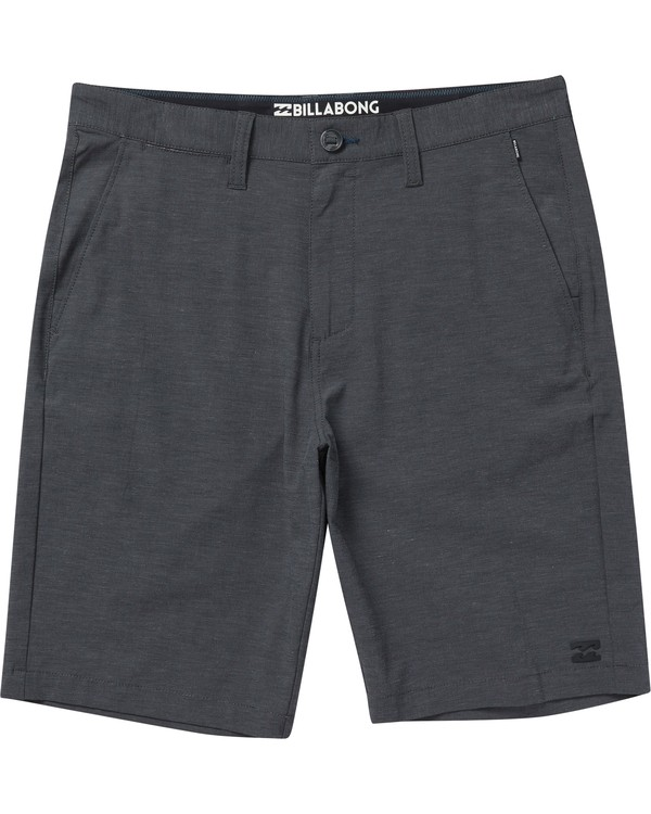 0 Boys' (2-7) Crossfire X Shorts Black K202NBCX Billabong
