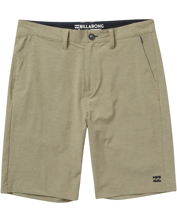 0 Boys' (2-7) Crossfire X Shorts Beige K202NBCX Billabong