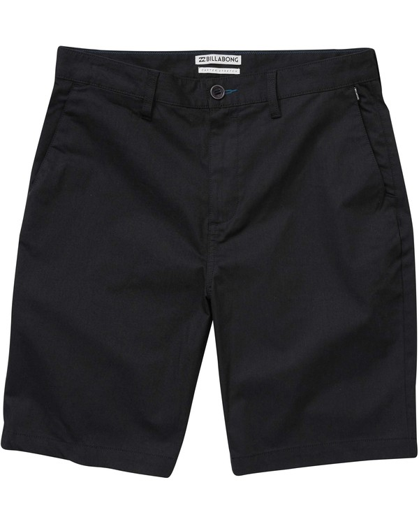0 Boys' (2-7) Carter Shorts Black K230NBCA Billabong