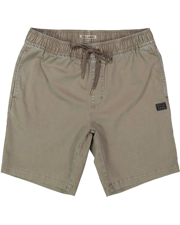 0 Boys' (2-7) Larry Stretch Elastic Shorts  K244QBLS Billabong