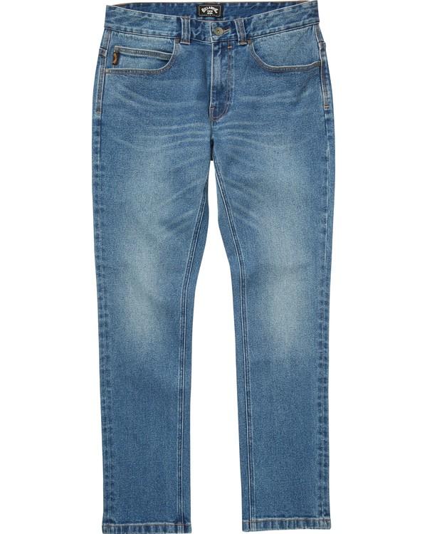 0 Boys' (2-7) Outsider Jeans Blue K330QBOJ Billabong