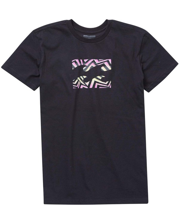 0 Boys' (2-7) Team Wave T-Shirt  K401NBTE Billabong