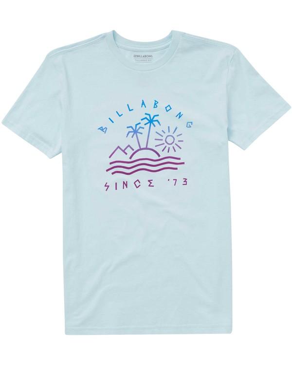 0 Boys' (2-7) Stuff T-Shirt  K401PBST Billabong