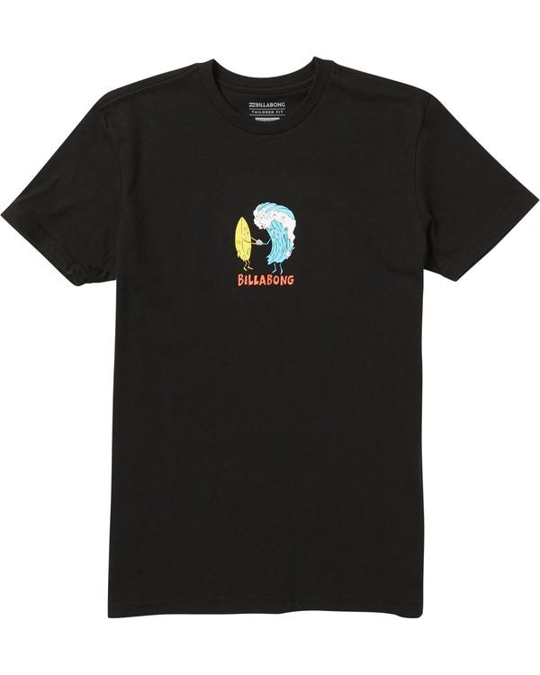 0 Kids' Hola Ola T-Shirt  K401SBHO Billabong