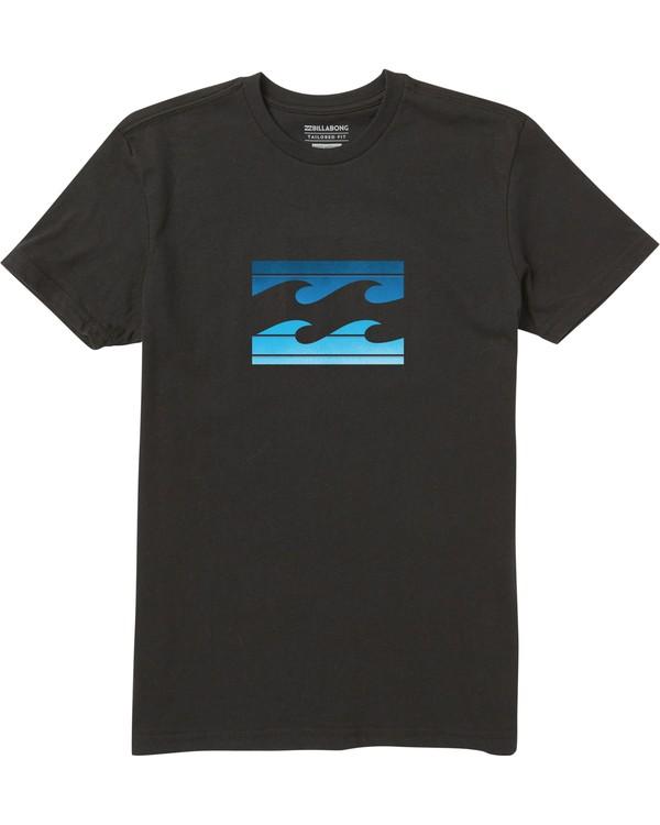 0 Kids' Team Wave Tee Shirt  K401SBTE Billabong