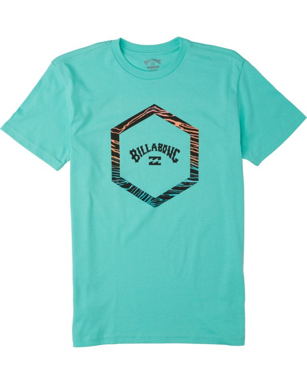 0 Boys' (2-7) Access T-Shirt Black K4043BAC Billabong