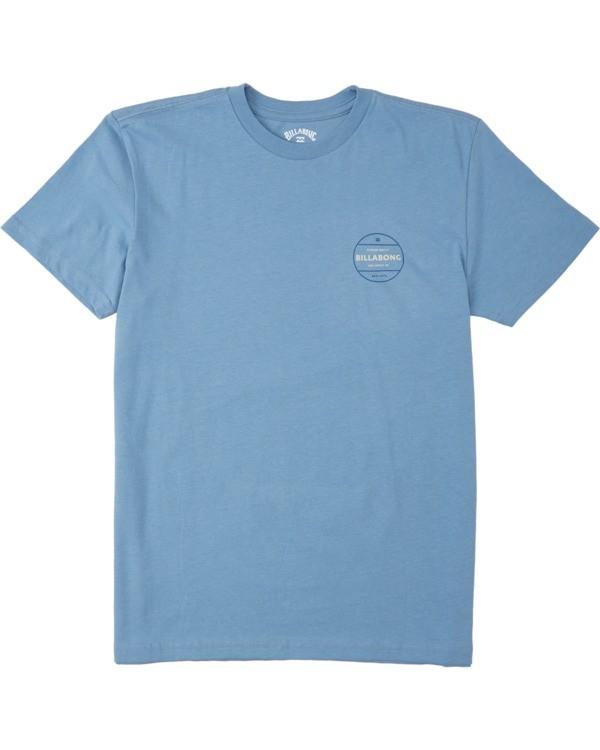 0 Boys' (2-7) Rotor T-Shirt Grey K4043BRO Billabong