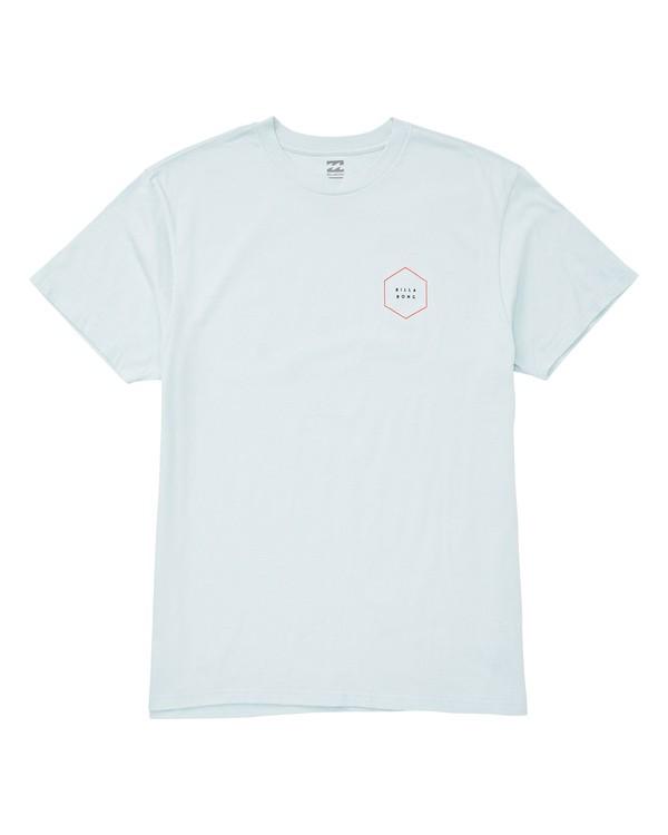 0 Boys' (2-7) Access T-Shirt Blue K404UBAC Billabong
