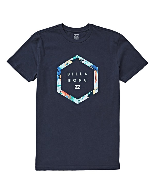 0 Boys' (2-7) Access T-Shirt Blue K404VBAC Billabong