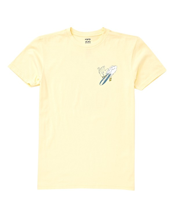0 Boys' (2-7) Hola Ola T-Shirt  K404VBHL Billabong