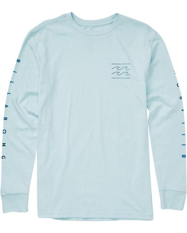 0 Boys' (2-7) Unity Sleeves Long Sleeve T-Shirt  K405QBUS Billabong