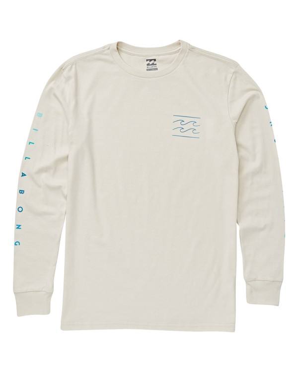 0 Boys' (2-7) Unity T-Shirt White K405VBUN Billabong
