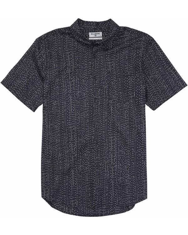 0 Boys' (2-7) Sundays Mini Shirt  K500MSUM Billabong