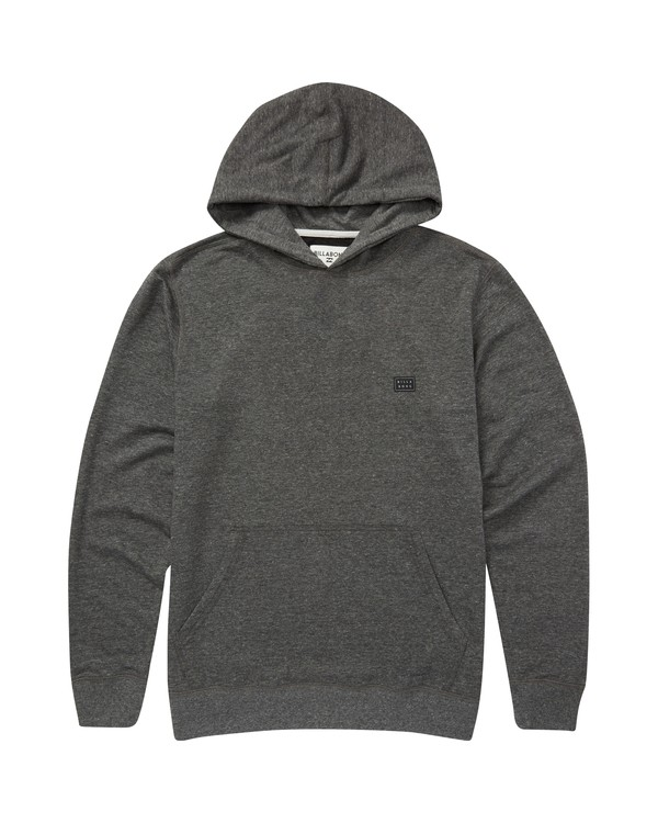 0 Boys' (2-7) All Day Pullover Hoodie Black K640VBAP Billabong