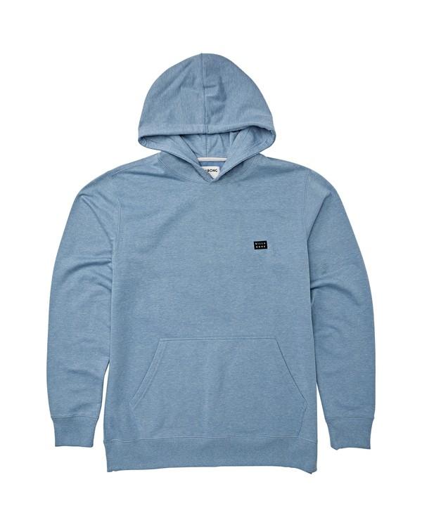 0 Boys' (2-7) All Day Pullover Hoodie Blue K640VBAP Billabong