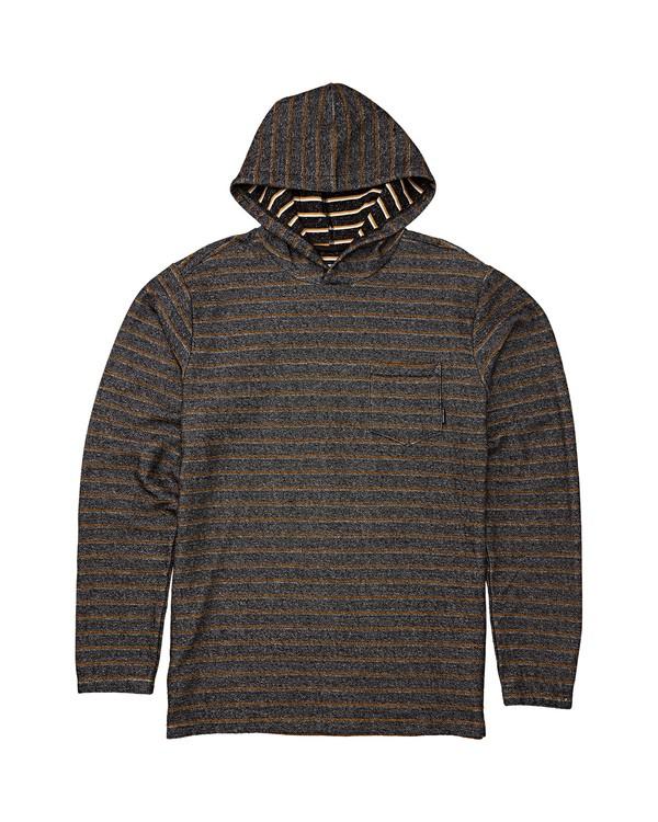0 Boys' (2-7) Fifty Wave Short Sleeve T-Shirt Black K640WBFD Billabong