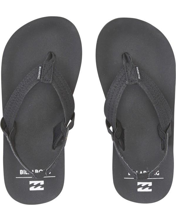 0 Boys (2-7) Stoked Sandals Grey KAFTFSTO Billabong