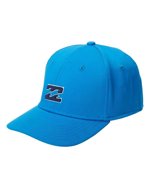 0 Boys' (2-7) All Day Trucker Hat Blue KAHW1BAC Billabong