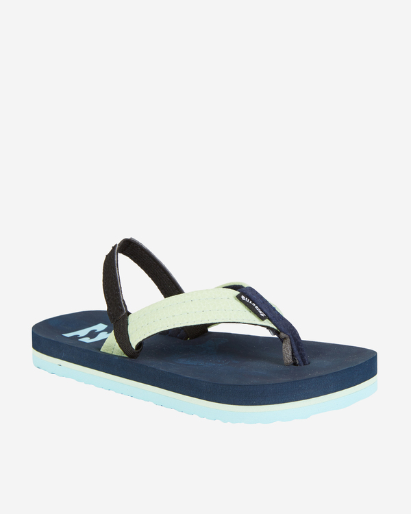 0 Boys' (2-7) Stoked Sandals Blue KFOT1BST Billabong