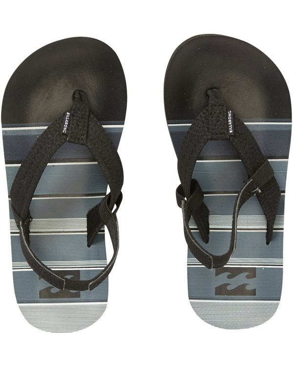 0 Boys' (2-7) Stocked Kids Sandals  KFOTNBST Billabong