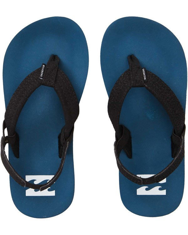 0 Boys' (2-7) Stocked Kids Sandals Blue KFOTNBST Billabong