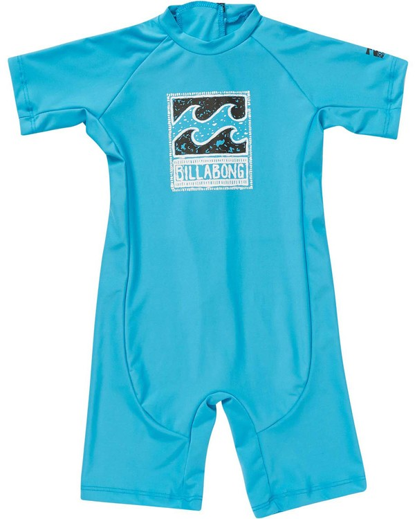 0 Toddlers Unity One Piece Rashguard  KR89NBUN Billabong