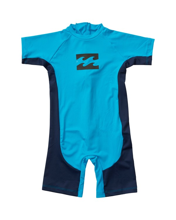 0 ALL DAY SPRINGSUIT Blue KWSPTBAD Billabong