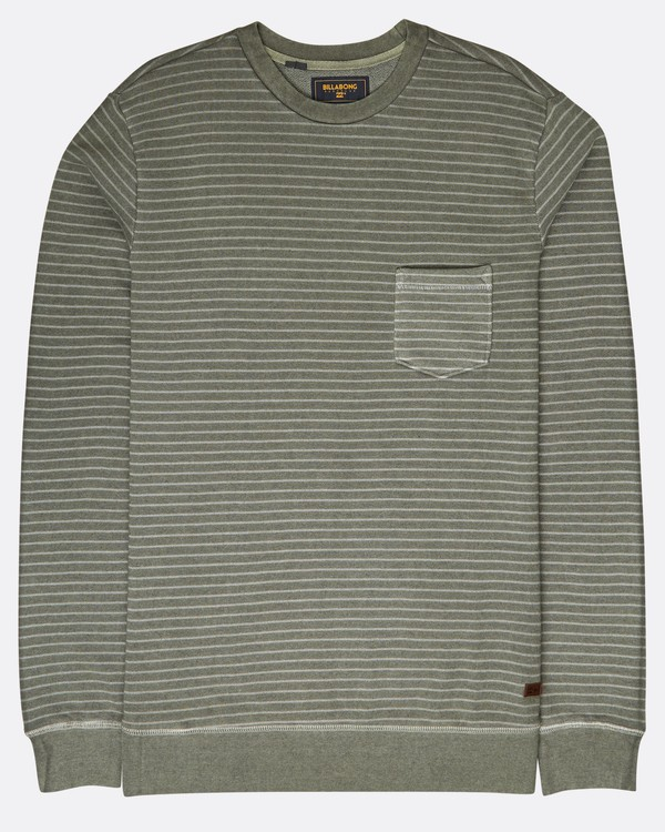 0 Stringer Crew Sweatshirt  L1FL03BIF8 Billabong