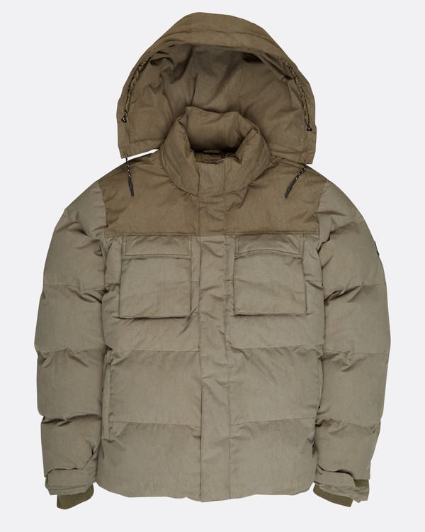 0 Bunker Expedition Jacket  L1JK20BIF8 Billabong