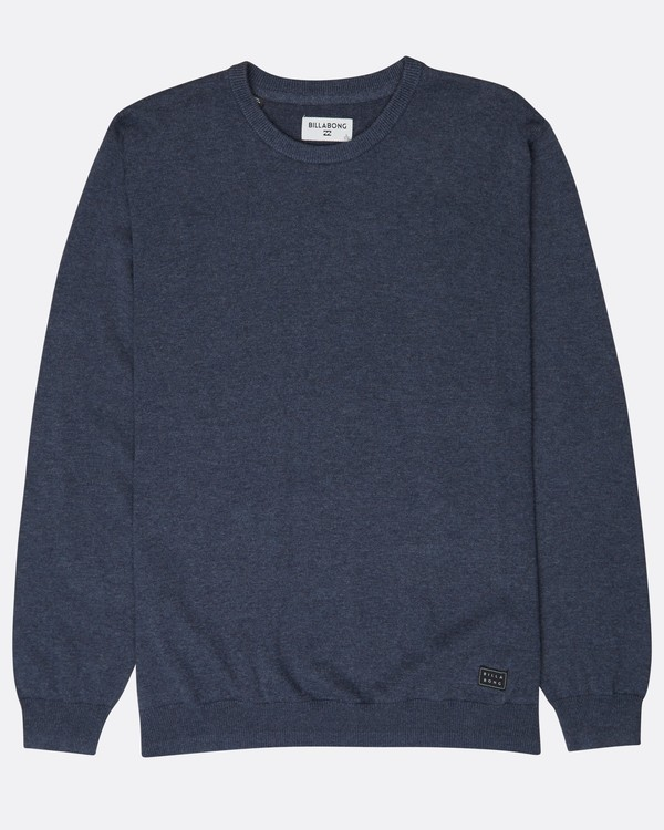 0 All Day Sweater Bleu L1JP01BIF8 Billabong