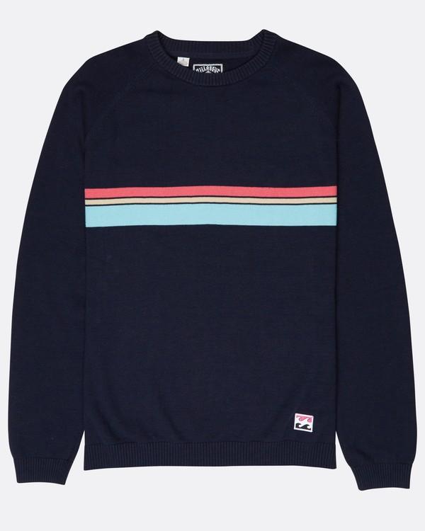 0 Reissue Raglan Sweater Bleu L1JP03BIF8 Billabong